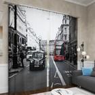 Фотошторы Классика Лондона 145х260 см, 2шт, габардин, пэ 100%