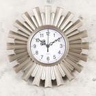 """Wall clock, series: Interior, """"Ammerschwihr"""", 25x25 cm, mix"""
