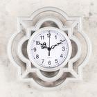 """Wall clock, series: Interior, """"Dinah"""", 25x25 cm, mix"""
