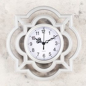 """Часы настенные, серия: Интерьер, """"Дайна"""", 25х25 см, микс в Донецке"""