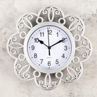 "Wall clock, series: Interior, ""Arzon"", 25x25 cm, mix"