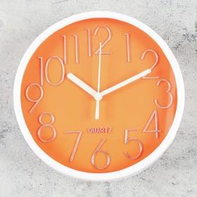 """Часы настенные, серия: Классика, """"Микелон"""", 15х15 см, микс"""