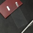 Защитная пленка LuazON, для iPhone 7 Plus/8 Plus, прозрачная