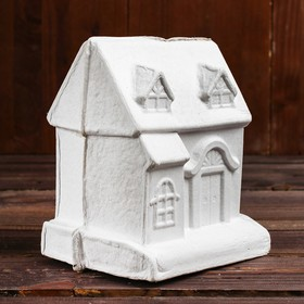 Основа для творчества и декорирования копилка «Дом»