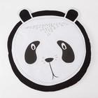 """Коврик детский игровой Крошка Я """"Панда"""", d 90 см, 100% хлопок - фото 786656"""