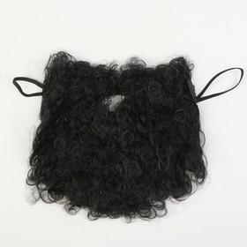 Карнавальная борода «Мужик», на резинке