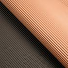 Бумага гофрированная чёрно-кофейная 50 см х 66 см 4344250
