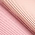 Сиренево-розовая