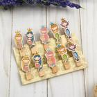 Набор декоративных прищепок «Русалки» набор 10 шт. - фото 419399