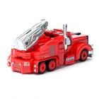 Робот «Пожарный», трансформируется, с металлическими элементами - фото 105504517