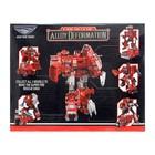 Робот «Пожарный», трансформируется, с металлическими элементами - фото 105504518