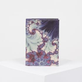 Обложка для паспорта, фотопечать, цвет разноцветный