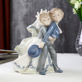 "Ceramic souvenir ""First love"" color 20X13,5x16 cm"