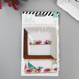 Набор картонных рамок Heidi Swapp «INSTA FRAMES»
