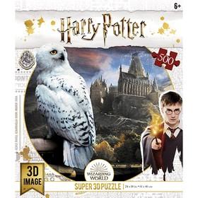 """3D Puzzle 500 El. """"Hedwig"""" 32514"""