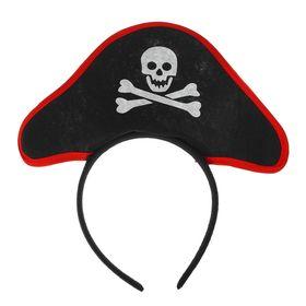 Карнавальный ободок «Пиратка» Ош