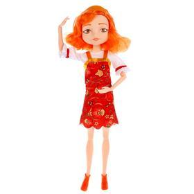 Кукла «Варвара», 29 см, руки и ноги сгибаются
