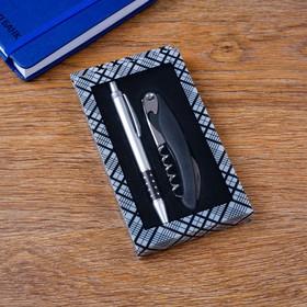 Gift set 2in1 (pen, knife 3in1)