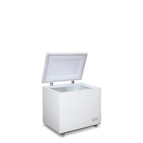 """Морозильный ларь """"Бирюса"""" 260 KX, 240 л, 1 корзина, глухая крышка, белый"""