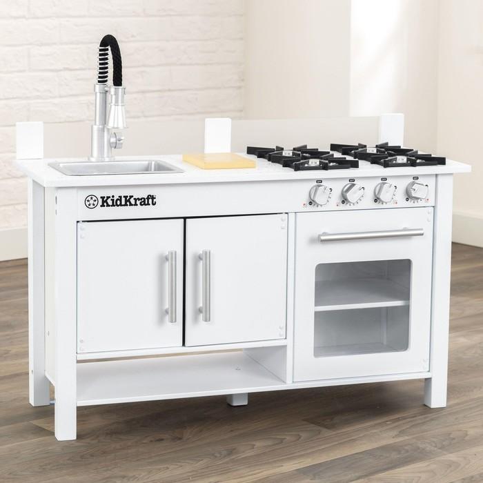"""Мини кухня """"Маленький Повар"""", цвет белый"""