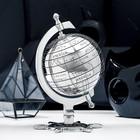"""Globe gift """"steering Wheel"""" aluminum 15х16,5х23 cm"""