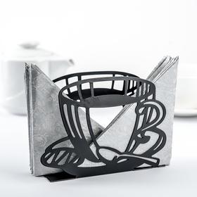 {{photo.Alt || photo.Description || 'Салфетница «Кофе», 14×3,9×10 см, цвет чёрный'}}