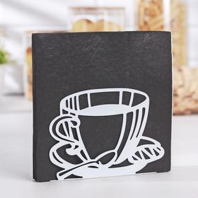 {{photo.Alt    photo.Description    'Салфетница «Кофе», 14×4×10 см, цвет белый'}}