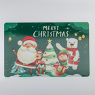 "Napkin kitchen Real 3D ""Christmas"" 45х40 cm"