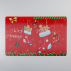 "Napkin kitchen Real 3D ""Christmas mood"" 45х40 cm"