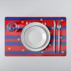 "Napkin kitchen Real 3D ""New Year"" 45х40 cm"