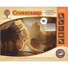 Модель деревянная сборная «Спинозавр»