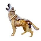 Модель деревянная сборная «Волк»