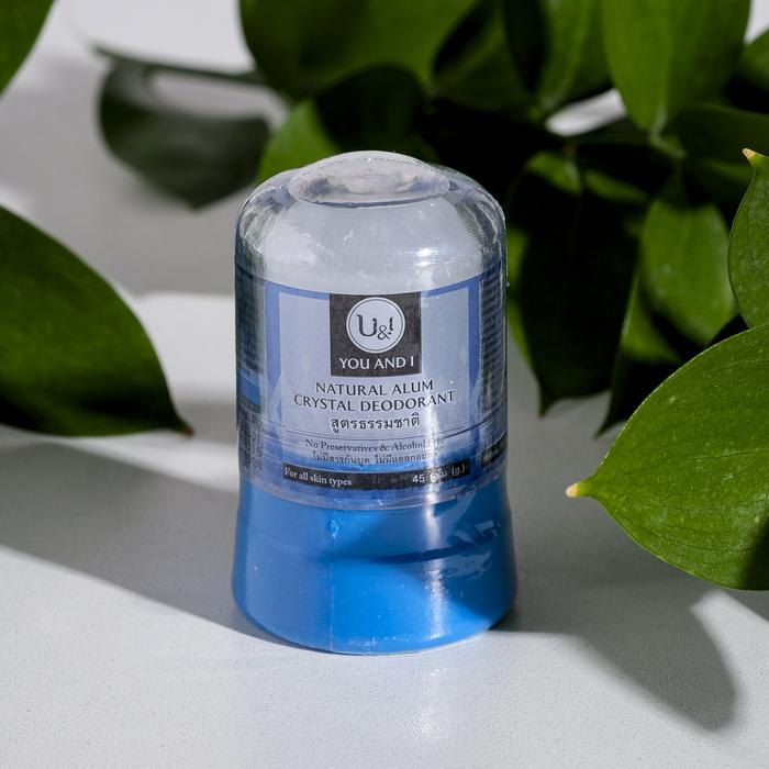 Дезодорант кристаллический U&I натуральный, 45 г