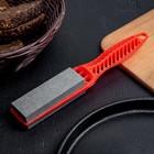 Sharpener for metal knives with handle 19х2,5 cm