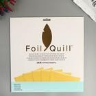 """Листы фольги для Foil Quill WRMK - """"Золото"""" - Gold Finch - 30.5х30.5 см - 15 шт"""