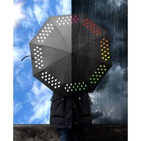 Зонт Yee-Ling Wan, диаметр 100 см, меняющий цвет