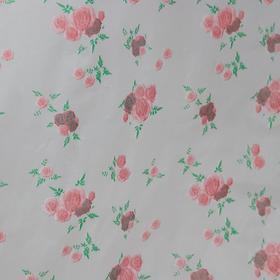 Чехол для одежды 60×30×110 см, цвет МИКС - фото 7672082