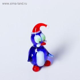 "Сувенир из стекла ""Пингвин"" в Донецке"