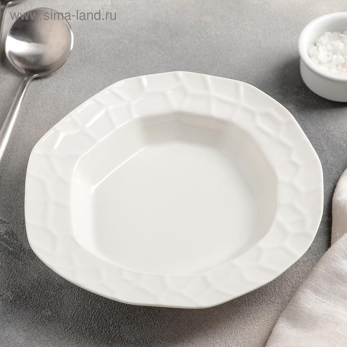 """A plate of soup """"Piaf"""" 20 cm"""