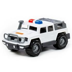 Автомобиль-джип патрульный «Разведчик»