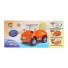 Толокар «Ламбо», световые и звуковые эффекты, цвет оранжевый - фото 105642360