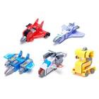 Набор роботов «Робоцифры 1-5» - фото 105506065