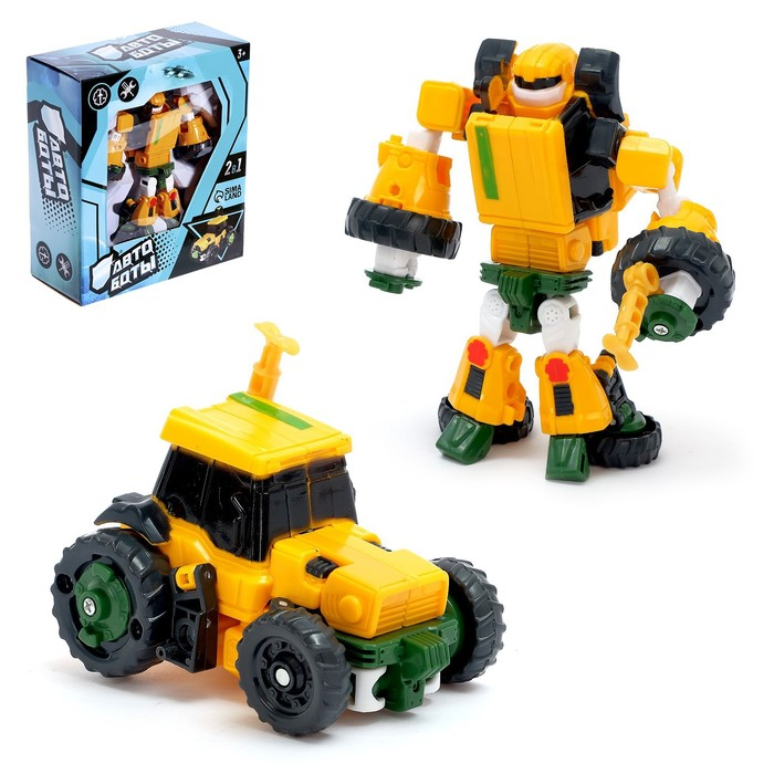 Робот «Трактор» - фото 105505976