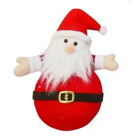 Набор для творчества - создай ёлочное украшение «Милый Дед Мороз»