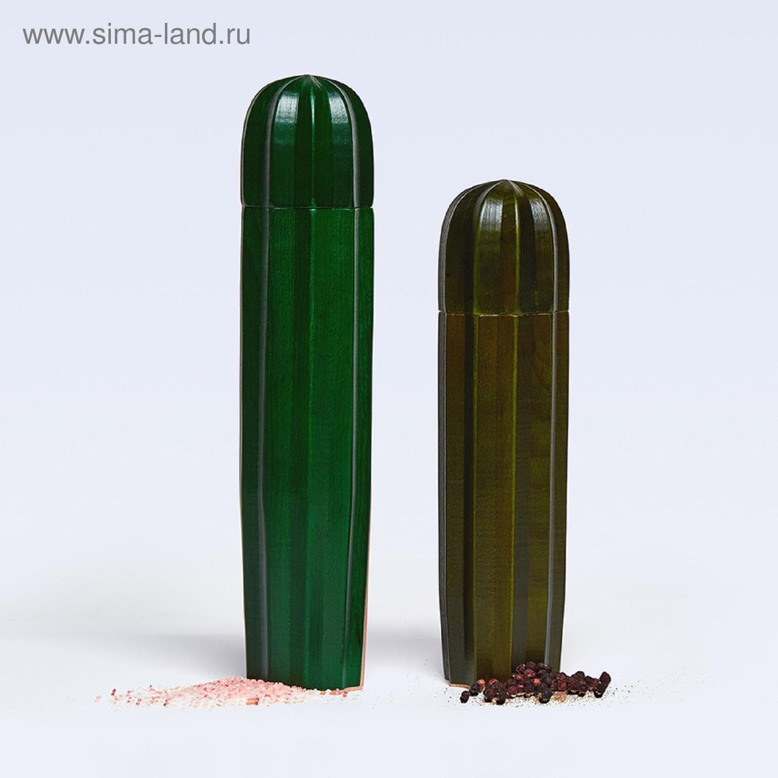 мельницы деревянные для соли и перца Cacti 4636509