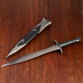 Сув. изделие кортик, чёрные ножны, клинок 40 см