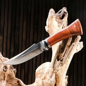 Нож охотничий, рукоять дерево, лезвие 15 см в Донецке
