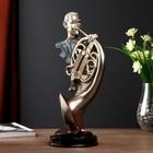 """Сувенир полистоун """"Джазовый музыкант - труба"""" 31,5х15,5х11,5 см"""