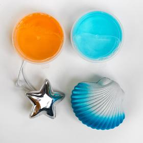 Набор для творчества «Слайм. Морские сокровища»