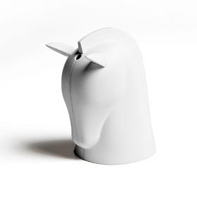 Держатель для зубочисток Unicorn, белый